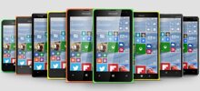 Không phải tất cả smartphone Microsoft Lumia sẽ được cập nhật Windows 10
