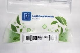 Khử mùi diệt khuẩn hiệu quả trên tủ lạnh với công nghệ hiện đại của tủ lạnh Samsung