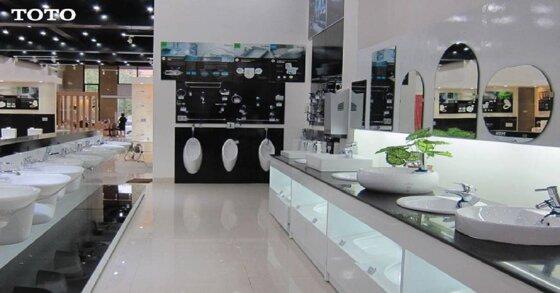 Khuyến Mãi thiết bị vệ sinh ToTo, Inax từ 10% cho đến 40% các loại sản phẩm