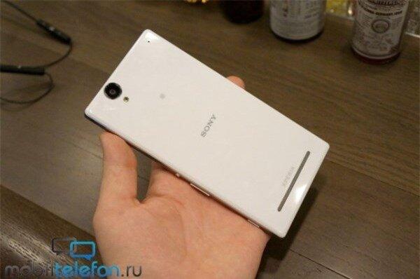 Cận cảnh Sony Xperia T2 Ultra 2