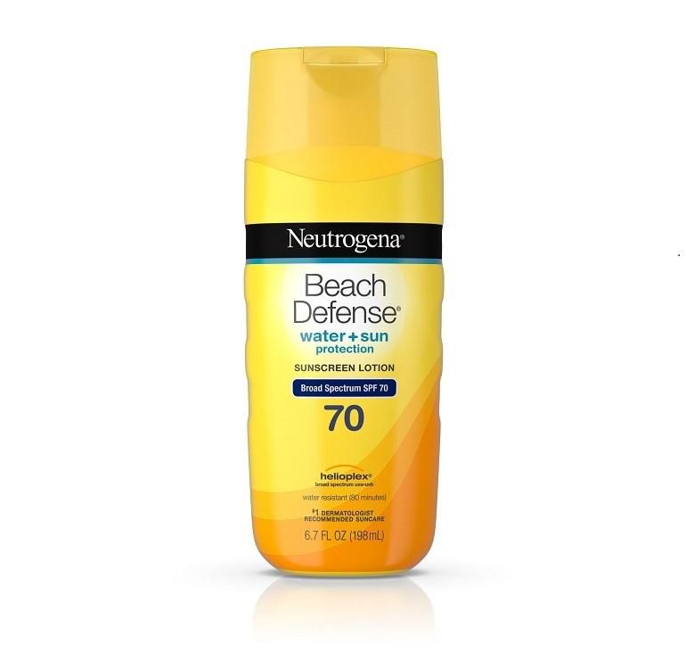 Kem chống nắng Neutrogena Beach Defense SPF 70