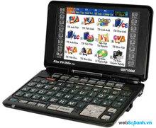 Kim từ điển GD7200M màn hình cảm ứng màu, dịch câu thông minh
