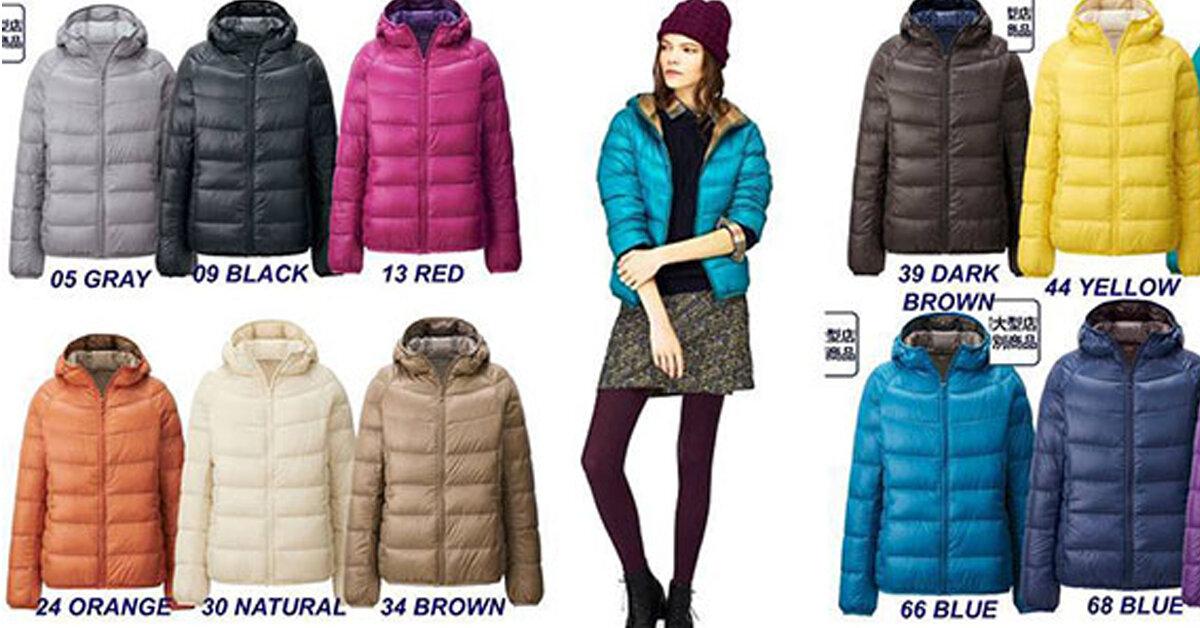 Kinh nghiệm chọn mua áo khoác lông vũ chuẩn khỏi chỉnh cho bạn