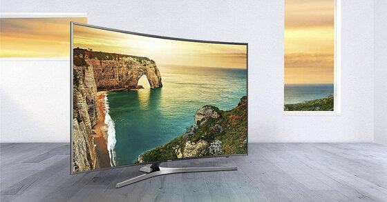 Kinh nghiệm chọn tivi màn hình cong theo thương hiệu