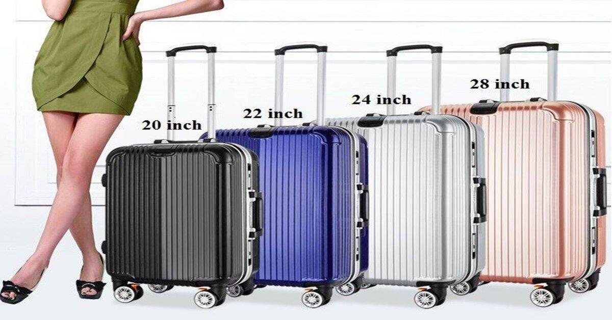 Kinh nghiệm chọn vali kéo tốt nhất