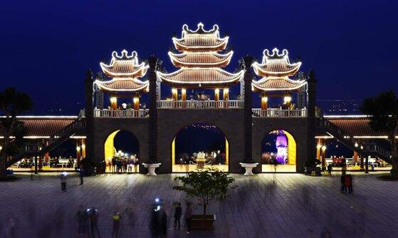 Kinh nghiệm du lịch chùa Ba Vàng Quảng Ninh 2016