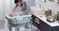 Kinh nghiệm hay cho mẹ khi chọn chậu tắm cho bé sơ sinh