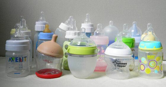 Kinh nghiệm hay cho mẹ khi chọn bình sữa cho bé sơ sinh