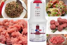 Kinh nghiệm lựa chọn máy xay thịt gia dụng