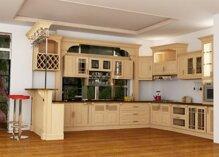Kinh nghiệm lựa chọn tủ bếp tốt cho gia đình