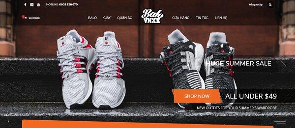 Kinh nghiệm mua giày, balo và quần áo chính hãng Nike, Adidas giá rẻ tại Việt Nam