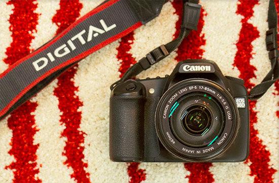 Kinh nghiệm mua máy ảnh DSLR cũ