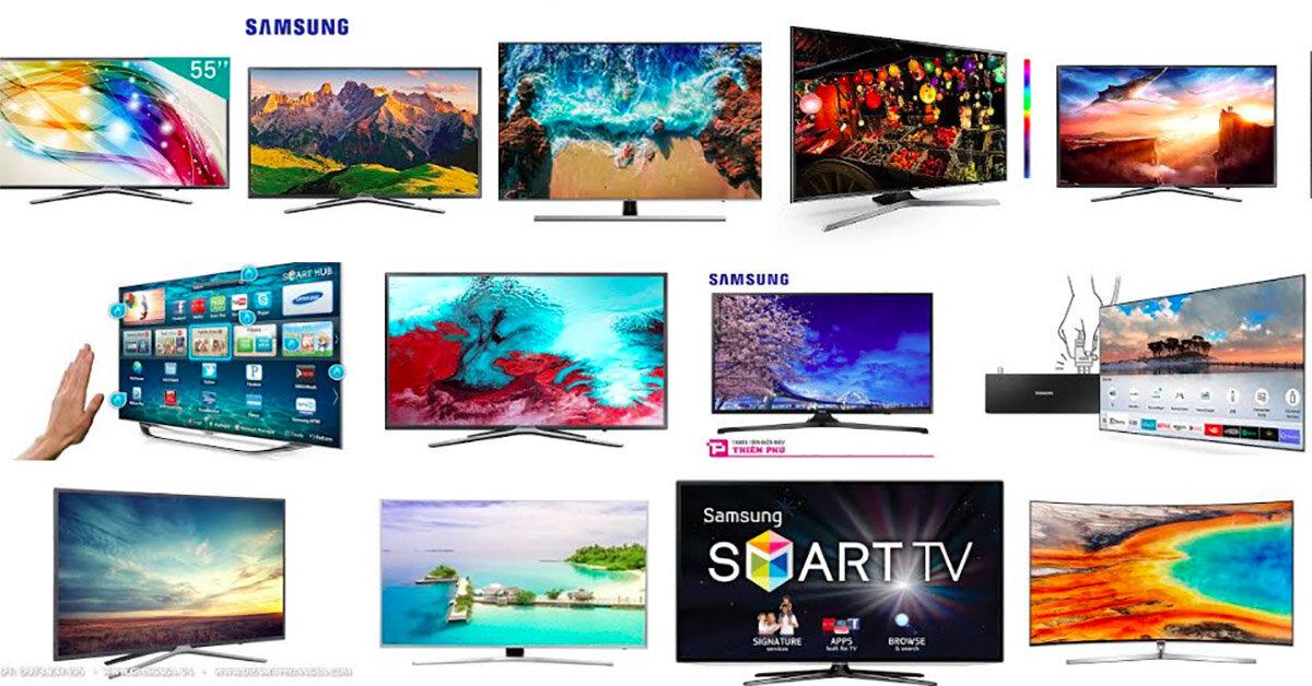 Kinh nghiệm mua smart tivi Samsung không bị hớ cho người dùng sử dụng lần đầu