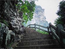 Kinh nghiệm phượt núi Bài Thơ Quảng Ninh 2016