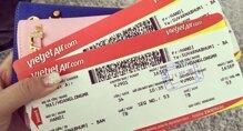 Kinh nghiệm săn vé máy bay giá rẻ dịp hè