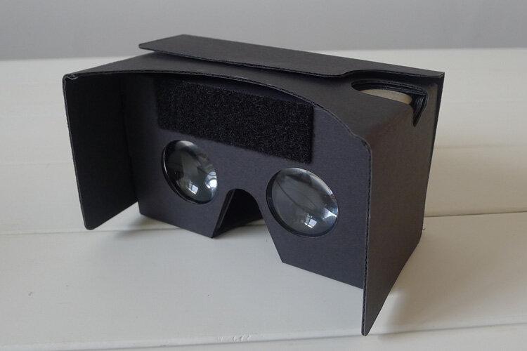 Kính thực tế ảo Google Cardboard phiên bản 2.0 có tốt không?