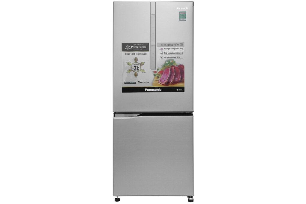 Tủ lạnh Panasonic 2 cánh ngăn đá dưới.