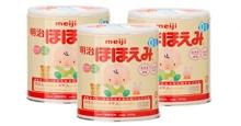 Bảng giá sữa bột Meiji cập nhật tháng 6/2018