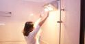 Cách sử dụng đèn sưởi nhà tắm an toàn và tiết kiệm