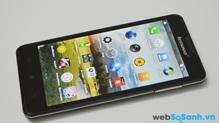 Đánh giá điện thoại Lenovo P780 với pin khủng 4000mAh
