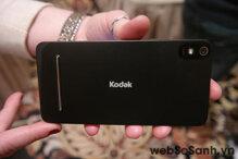 Kodak công bố chiếc smartphone IM5 tại CES – Một bước tiến thiếu đột phá