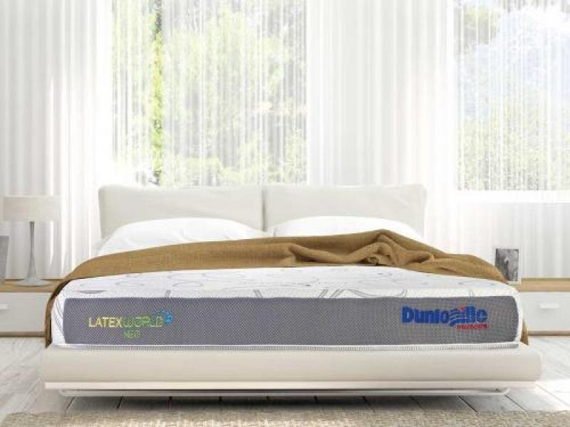 Đệm cao su thương hiệu Dunlopillo