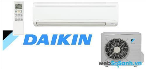 Điều hòa máy lạnh Daikin được đánh giá cao về khả năng làm lạnh cũng như tiết kiệm điện