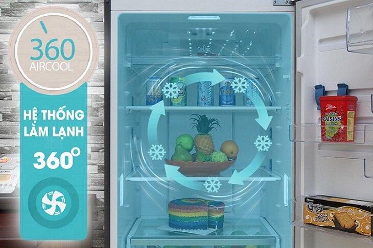 Chọn tủ lạnh hãng nào tốt?