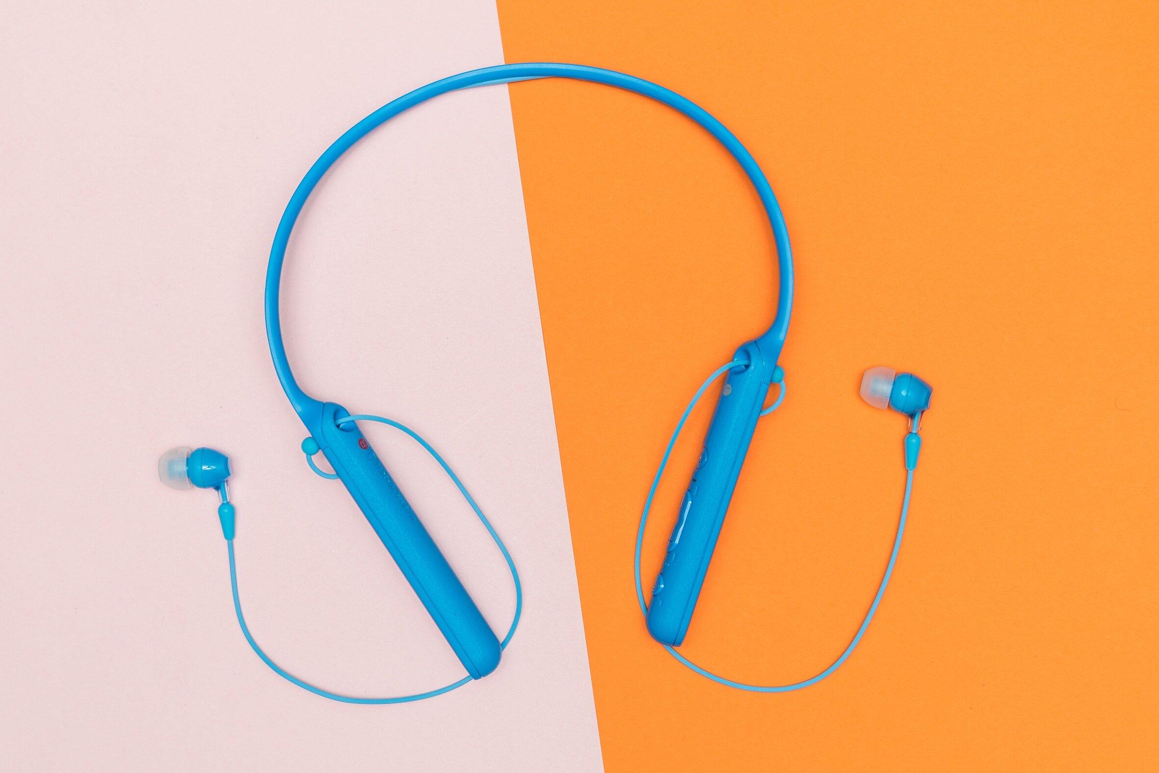 Tai nghe Sony Wi C4000 Wireless có mức giá 1.490.000 đồng