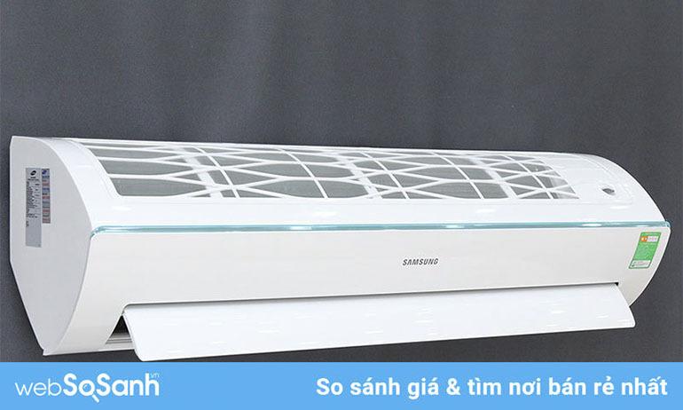Điều hoà Samsung inverterAR10NVFSCURNSV với thiết kế hiện đại, độ bền bỉ cao, vận hành êm ái, và đặc biệt là tiết kiệm điện