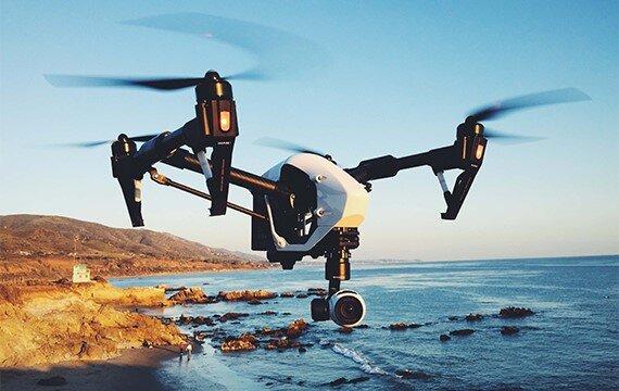 Flycam sự lựa chọn hoàn hảo cho những người thích khám phá