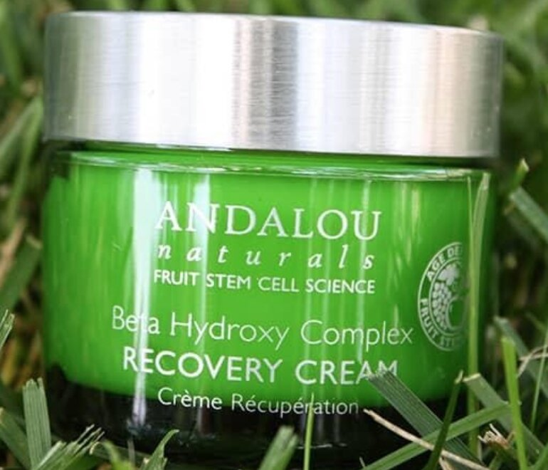Kem dưỡng da cho bà bầu Andalou Beta Hydroxy Recovery Cream