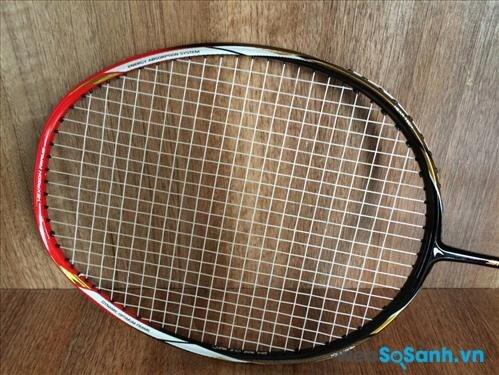 Mỗi vợt cầu lông có mức độ trợ lực khác nhau