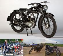 Top 5 xe máy tay côn dành riêng cho dân phượt chuyên nghiệp