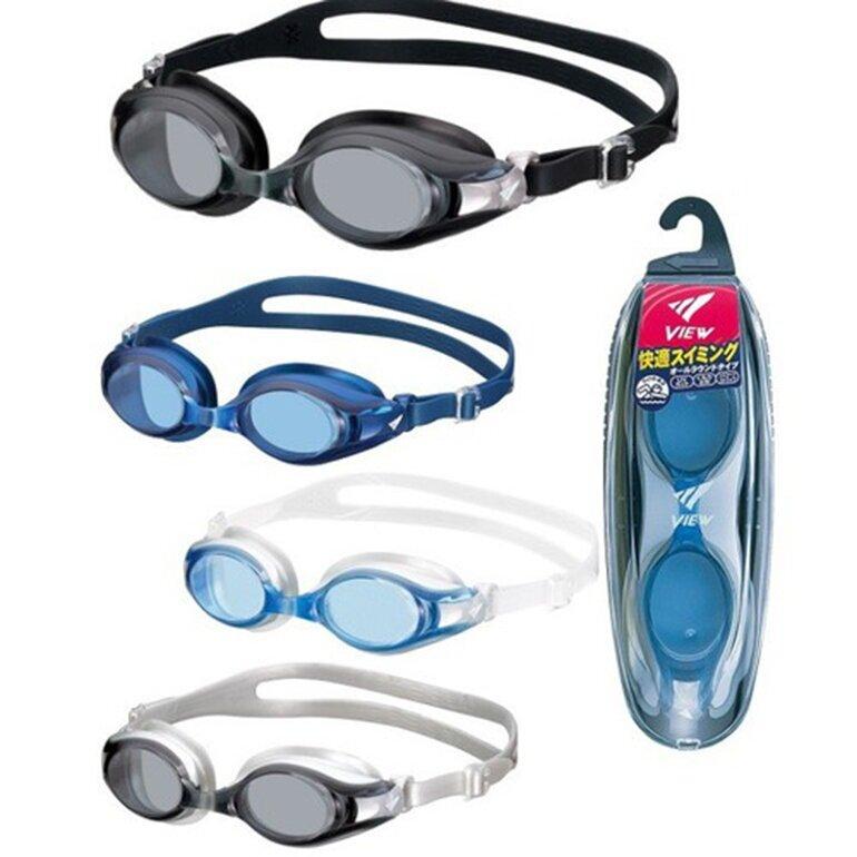 Kính bơi View V500s có nhiều màu sắc cho bạn lựa chọn