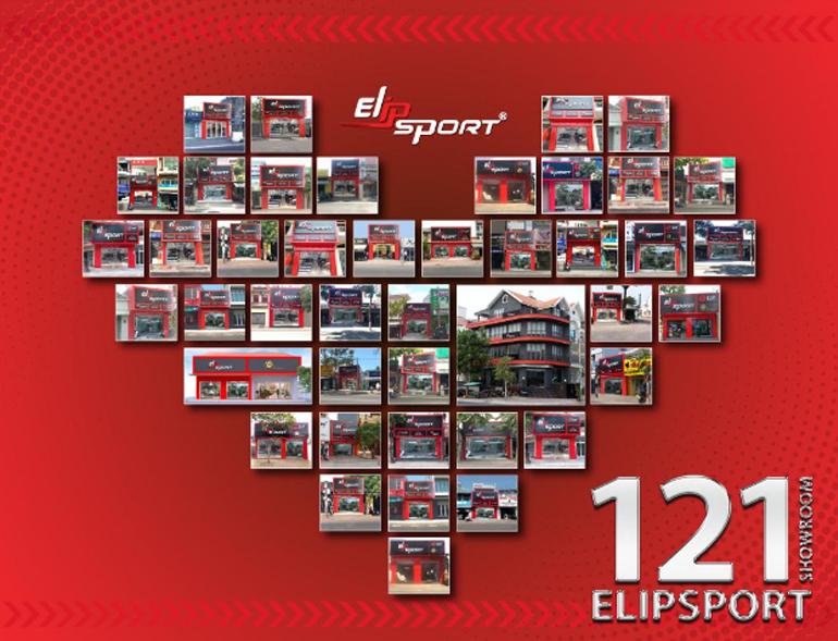 Elipsport mở rộng hệ thống phân phối để dẫn đầu