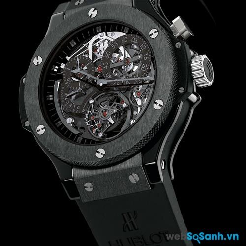 Đồng hồ Hublot từ Thụy Sĩ