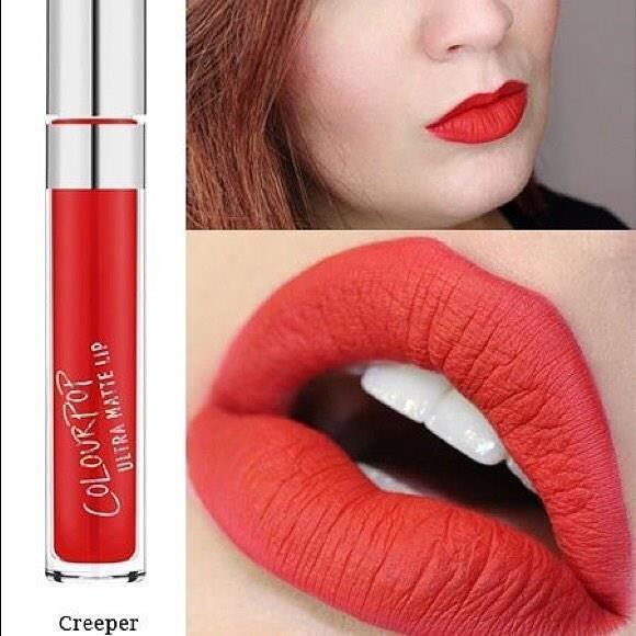 Son đỏ Colourpop Ultra Matte #Creeper