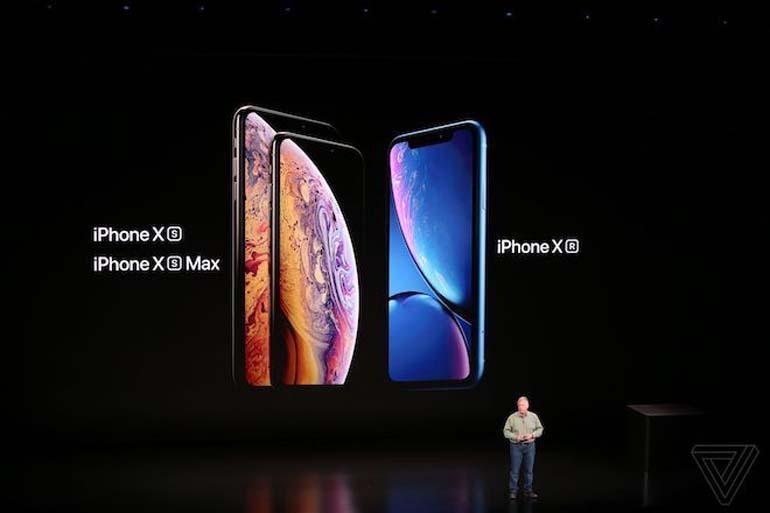 giá iphone 2018