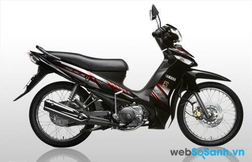 Yamaha Taurus là dòng xe số giá rẻ trên thị trường