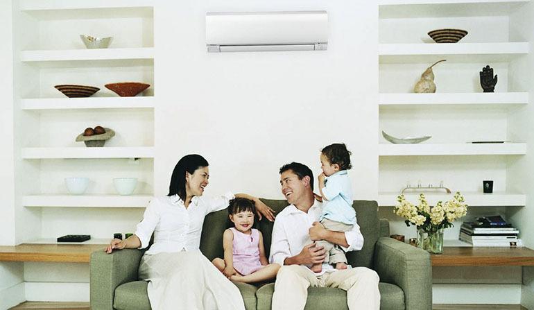 Điều hoà Daikin inverter ngoài việc tiết kiệm điện nó còn có nhiều công dụng rất khác