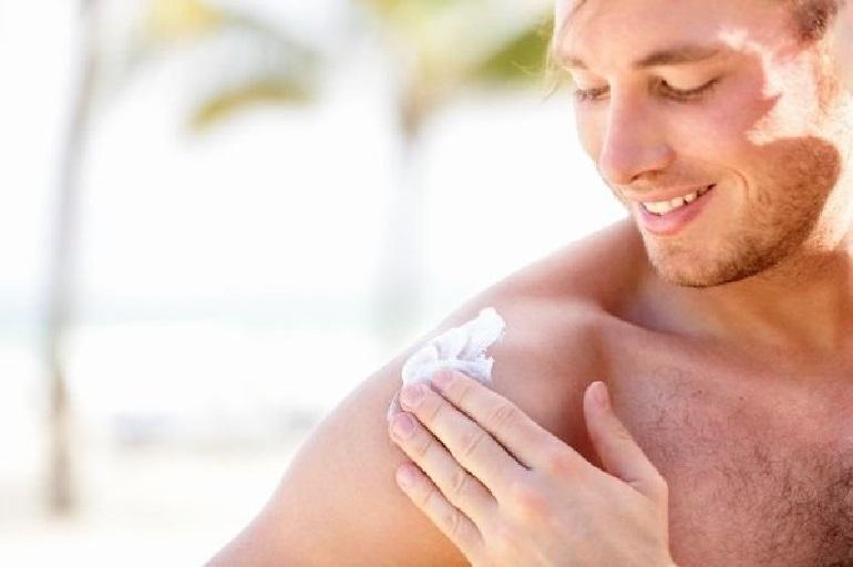 Kem chống nắng toàn thân