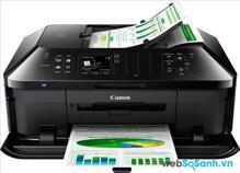 Review máy in phun dành cho văn phòng nhỏ Canon Pixma MX925