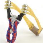 Ná cao su thân kim loại trợ lực kèm 3 dây thun
