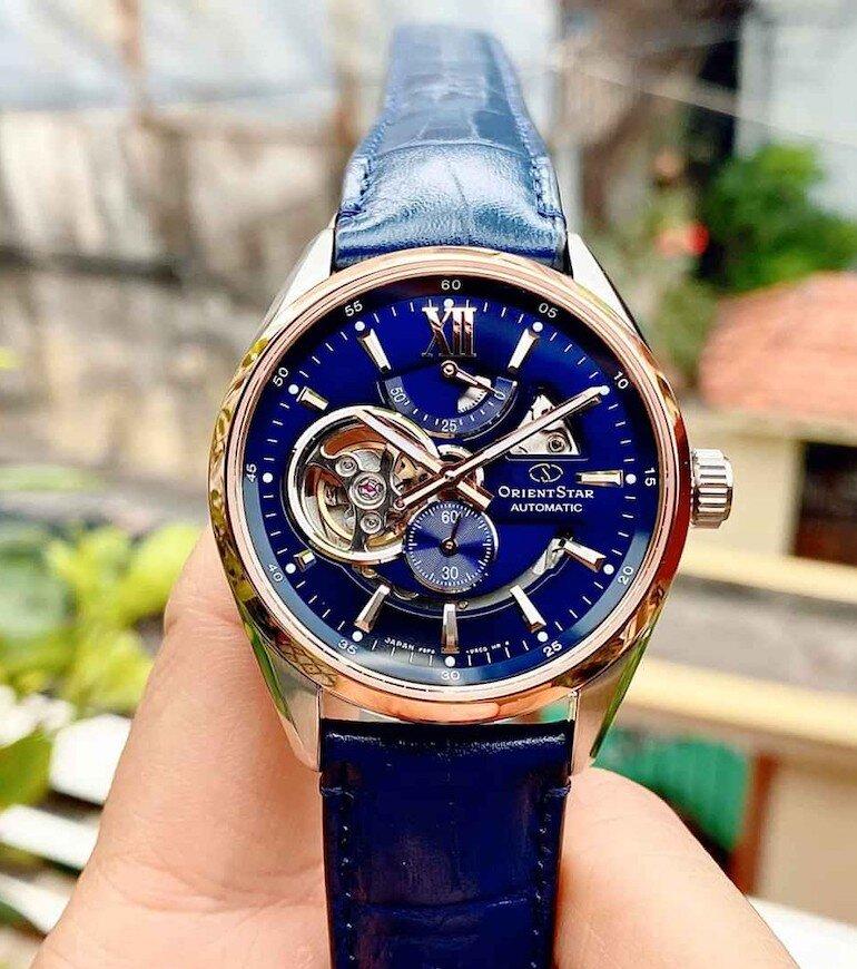 Đồng Hồ Nam Orient Star RE-AV0111L00B