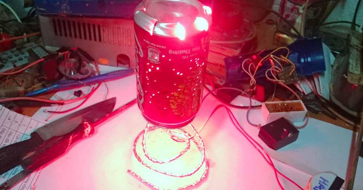 Làm đèn ngủ handmade đơn giản bạn đã thử chưa ?
