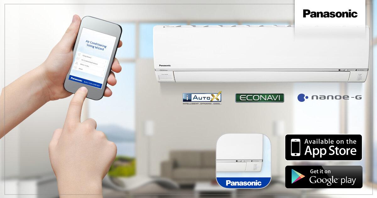 Làm gì khi mất remote điều khiển điều hòa Panasonic?