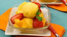 Làm kem trái cây thơm ngon chỉ với 2 nguyên liệu, vụng về đến đâu cũng thành công
