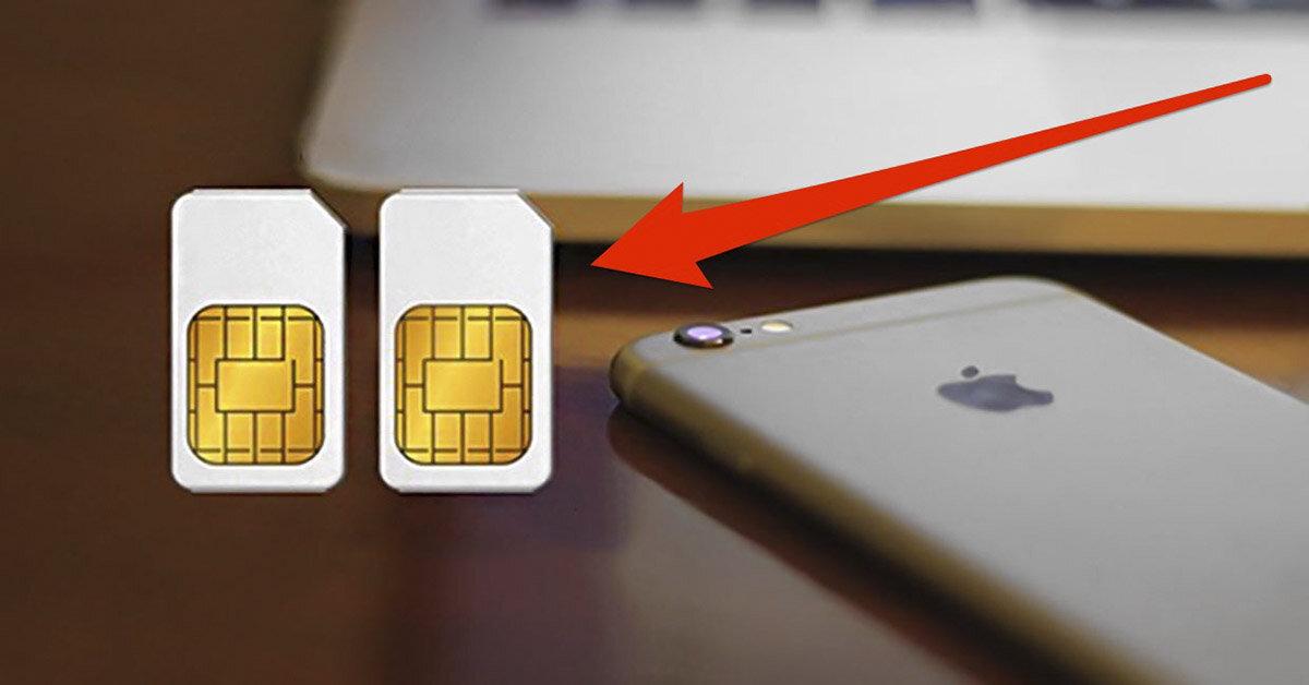 Làm quen với việc sử dụng điện thoại iPhone 2 SIM 2 sóng hiện nay
