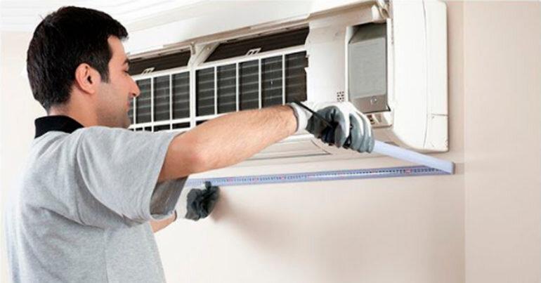 Làm sao để gọi được thợ lắp đặt sửa chữa điều hoà ngày nắng ?
